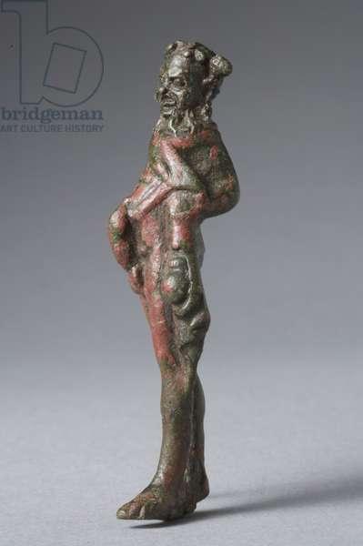 Statuette of Priapus (bronze)