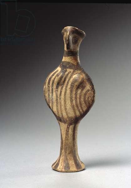 'Psi' figure, c.1400-1300 BC (terracotta)