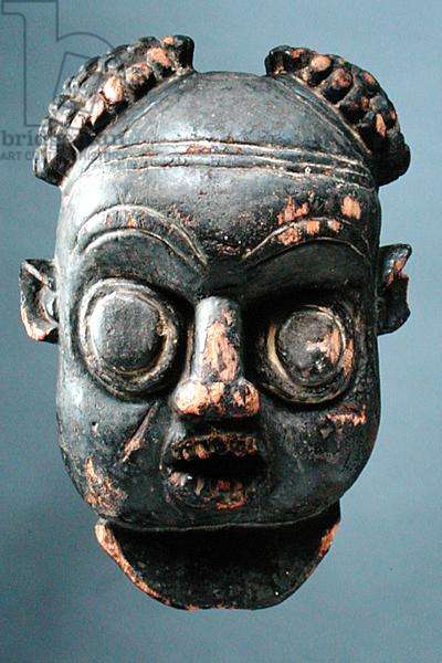 Mask from Cameroon Grasslands (wood) (see also 186319)
