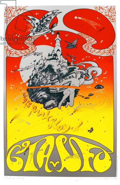 Pink Floyd CIA v UFO