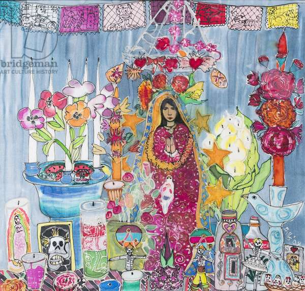 My Mexican Shrine
