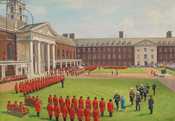Founders Day, 8th June, 2006 (oil on canvas)