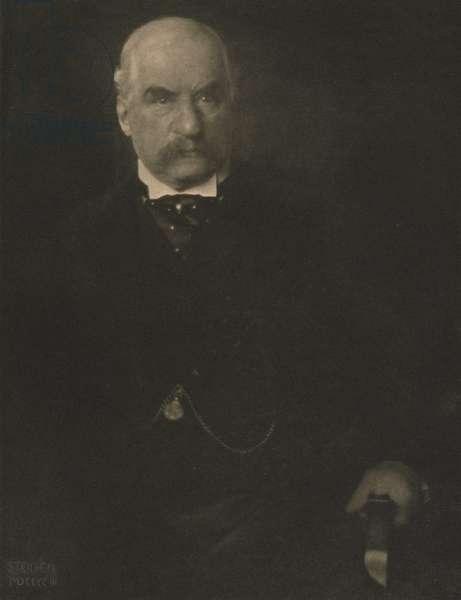 J. P. Morgan, 1903, published April 1906 (photogravure)