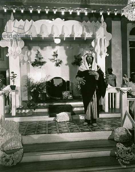Daddy Grace, NYC, 1938 (gelatin silver photograph)