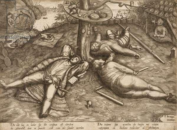 The Land of Plenty (engraving)