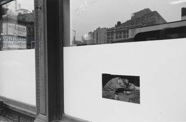 New York City, 1964 (gelatin silver print)