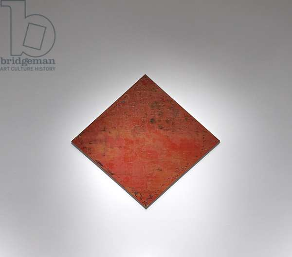 Abstract Picture (Rhombus), 1998 (oil on canvas)