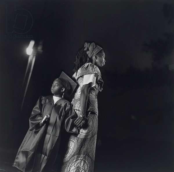 Siti Opio, 1990 (gelatin silver print)