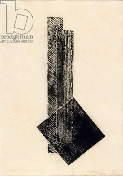 Composition, 1922 (woodcut)