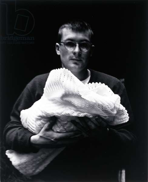 First Born (Gregor), 1952 (gelatin silver print)