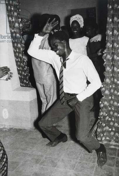 Merengue Dancer, 1964 (gelatin silver photograph)