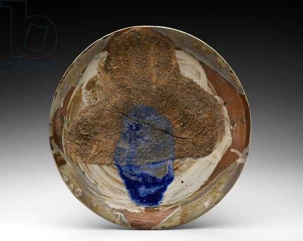Untitled Plate, 1961 (stoneware)