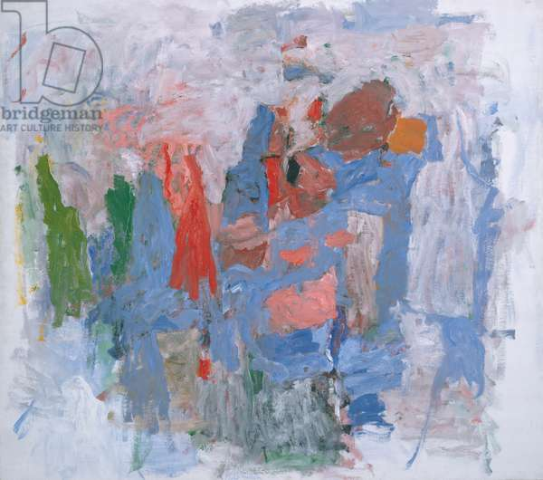 Passage, 1957 (oil on canvas)