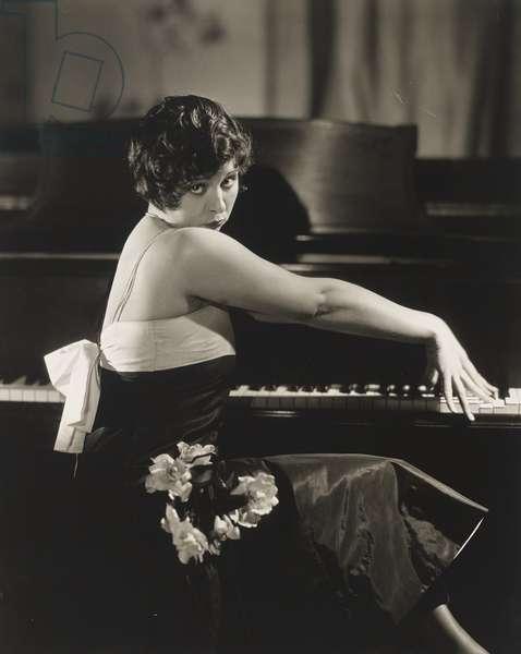 Helen Kane, Baby Talk Songstress, 1929 (gelatin silver print)