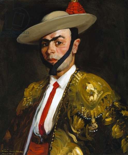 Antonio Banos, 1908 (oil on canvas)