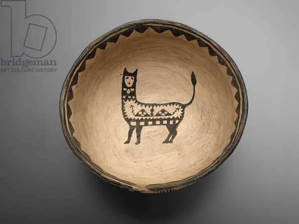 Bowl, early 20th century (ceramic)