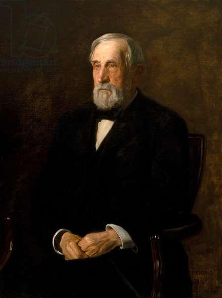 Portrait of John B. Gest, 1905 (oil on canvas)