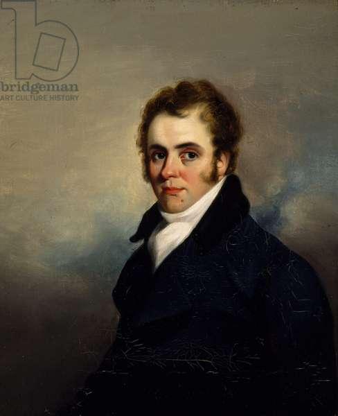 Portrait of a Gentleman, no date (oil on canvas)