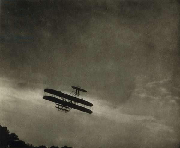 The Aeroplane, published October 1911 (photogravure)