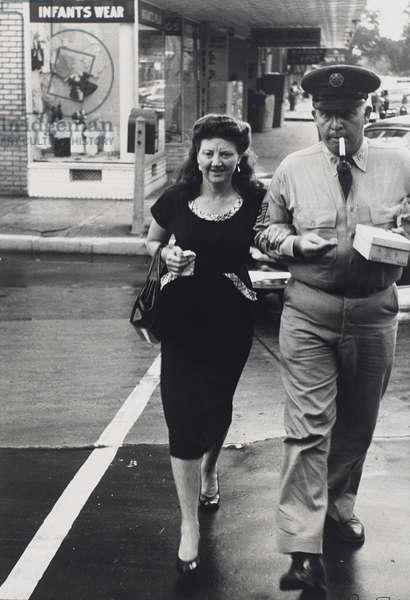 Savannah, Georgia, 1955 (gelatin silver print)
