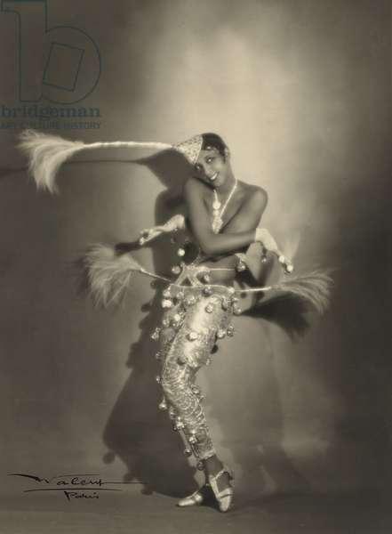 Josephine Baker, c.1927 (gelatin silver print)