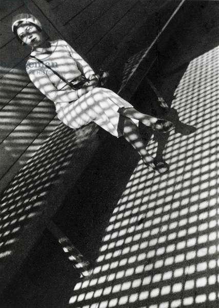 Girl with Leica, Summer 1934, printed 1994 (gelatin silver print)