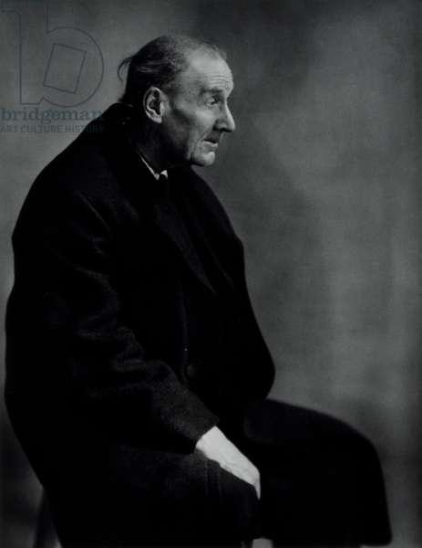 Eugène Atget, Paris, 1927 (gelatin silver print)