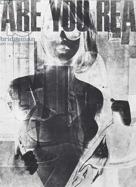 Untitled, 1964-1968, printed 1968 (photolithograph)