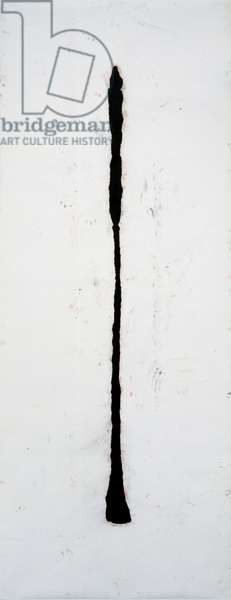 Giacometti Piece IV, 1997 (pastel on paper)