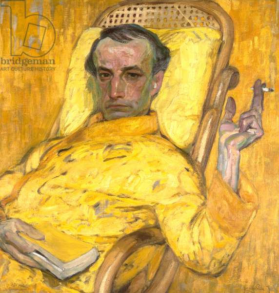 The Yellow Scale, 1907 (oil on canvas)