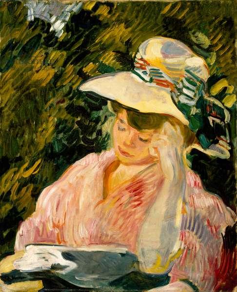Madame Valtat, 1906 (oil on canvas)