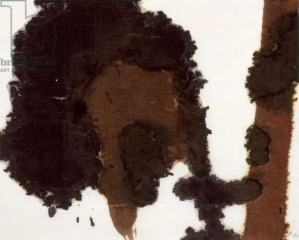 Lyric Suite, 1965 (black & brown ink on rice paper)