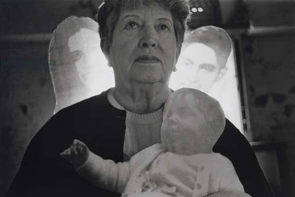 "Mrs. ""Chicha"" Mariani, 2000 (gelatin silver print)"