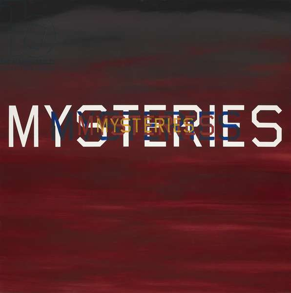 Mysteries, 1987 (oil on canvas)