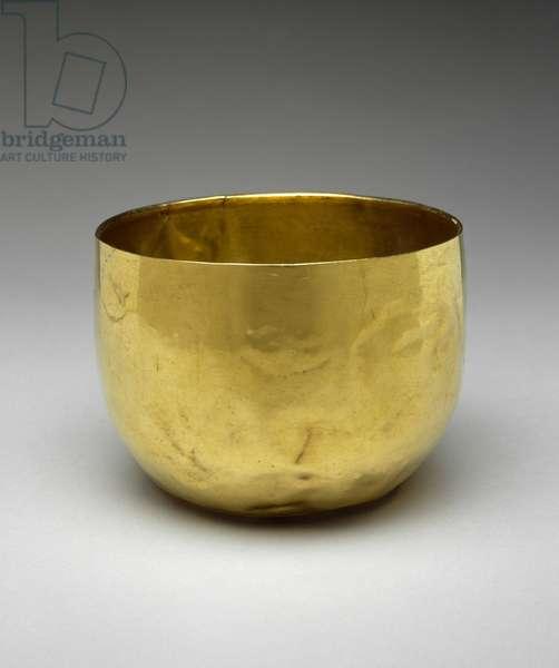 Bowl (gold)