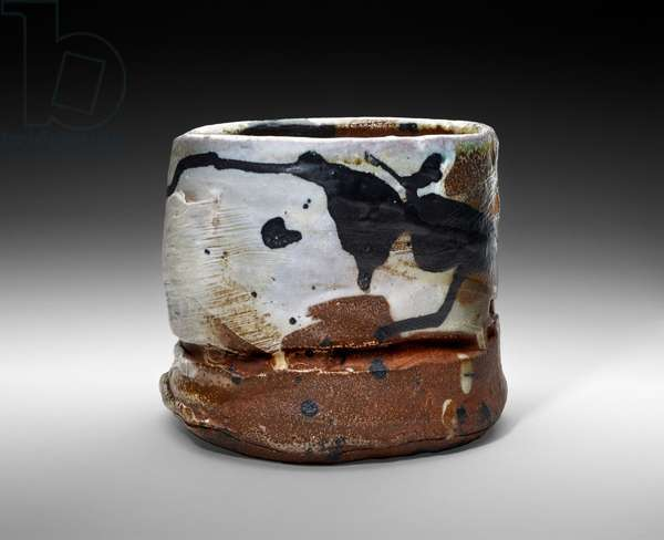 Untitled Tea Bowl, 1996 (stoneware)