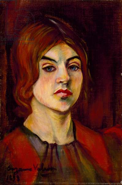 Self-Portrait, 1898 (oil on canvas)