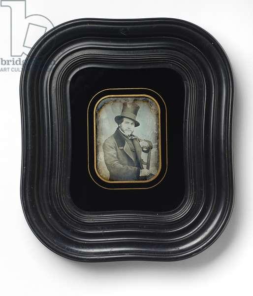 [A Gentleman, possibly Frédéric Brisson], 1848 (daguerreotype)