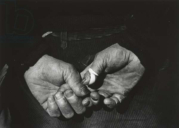 Untitled, 1962-1964, printed 1980-1981 (gelatin silver print)