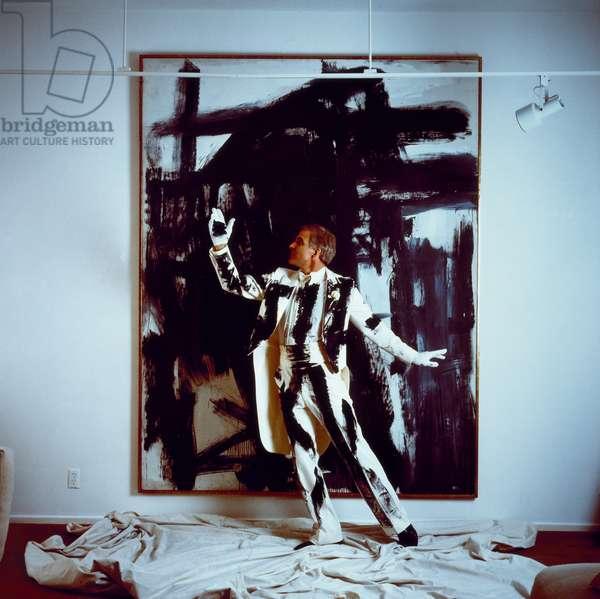 Steve Martin, Beverly Hills, edition 5/40, 1981 (silver dye-bleach photograph)