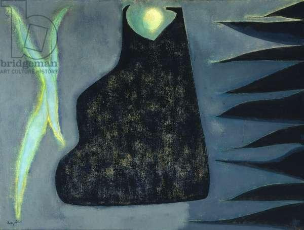 Trance, 1953 (oil on canvas)
