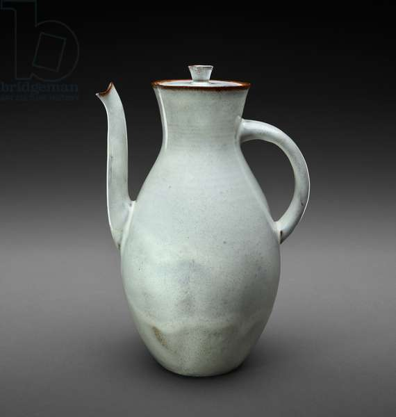 Coffee Pot, Model L15, 1923 (porcellaneous red earthenware)