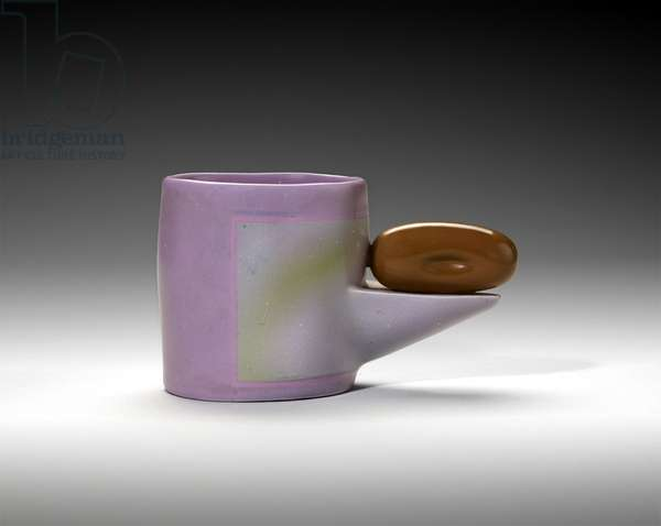 Untitled, Johnson Commission, c. 1970 (earthenware)