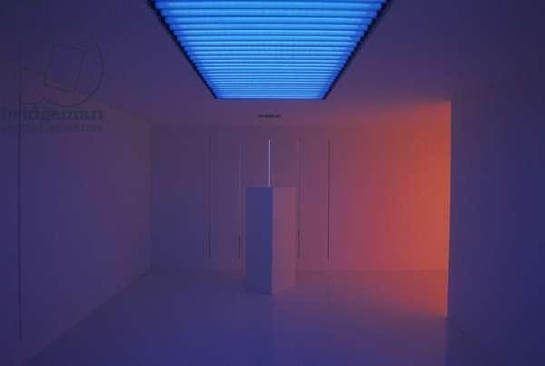 Cromosaturation, Paris, 1965-2004 (chromo-cubicles)