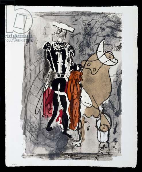 Torero, published 1957 (print)