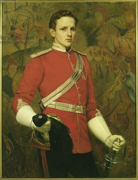 James Gascoyne Cecil, 4th Marquess of Salisbury, 1882 (oil on canvas)