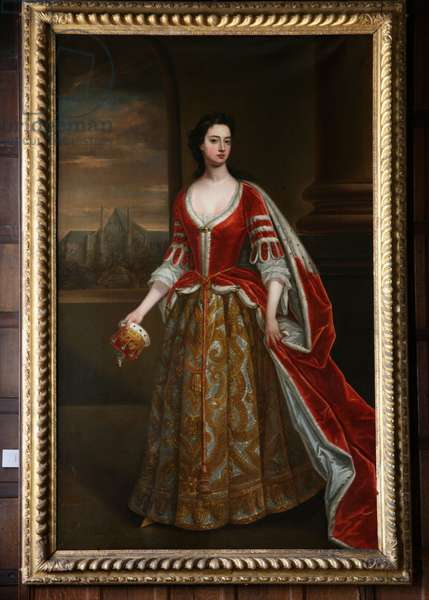 Lady Anne (Tufton), Countess of Salisbury, c.1714 (oil on canvas)