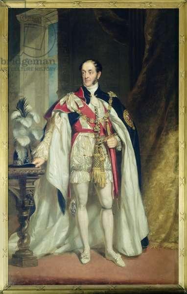 James Gascoyne Cecil, 2nd Marquess of Salisbury, 1844 (oil on canvas)