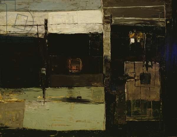 Mousehole v. Paul, 1953 (oil)