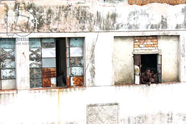 Window, Havana, Cuba (photo)